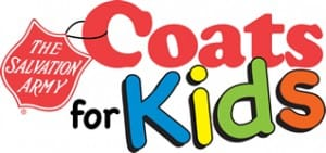 NTI has partnered with the Salvation Army for the 'Coats-for-Kids fundraising drive December 4-December 21.