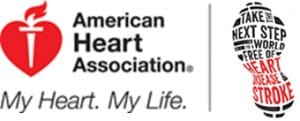 Walk for a Reason for the American Heart Association's 'Heart Walk' on May 15th.