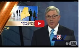 WMTW News visits NTI's Manufacturing Technician class.