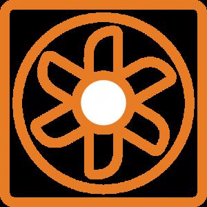 Skilled Trade HVAC Icon