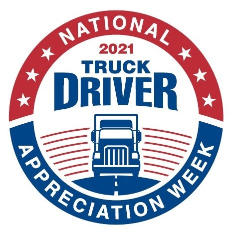 NTI Recognizes Drivers during 2021 National Truck Driver Appreciation Week Image